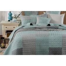 Mountain Meadow Quilted Coverlet Set