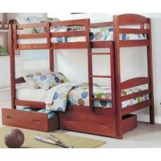 Bravo Single Single Bunk Bed