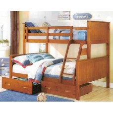 Jordan Single/Double Bunk Bed