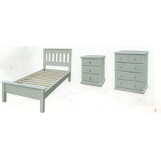Stockman Bed