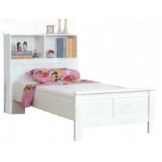 Angel Single Bookcase Bed