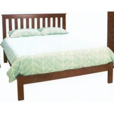 Bondi King Single Panelled Bed