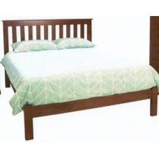 Bondi King Single Panelled Bed