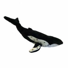 Echo the Humpback Whale - A Bocchetta Plush Toy