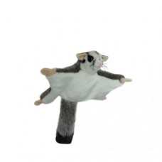 Frisbee the Australian Squirrel Glider - A Bocchetta Plush Toy