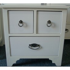 Siesta chest Small with 3 Drawers