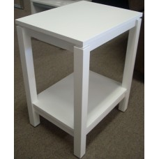 Cubist side table