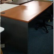 Open Desk - Cherry/Ironstone