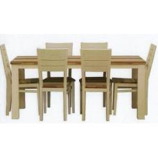 Actona 7 Piece Dining Suite