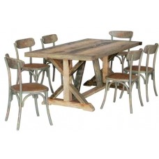 Detroit Refectory Table