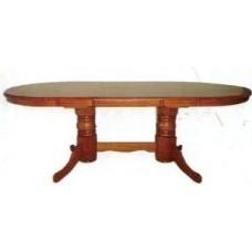 Kingston Double Pedestal Table