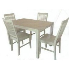 May 5 Piece Dining Suite