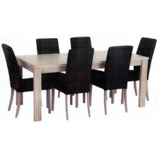 Aerona 7 Piece Dining Suite