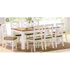 Ashton Hill 7 Piece Dining Suite