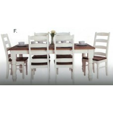 Portland 7 Piece Dining Suite