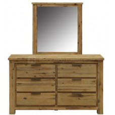 Mars Dressing Table & Mirror