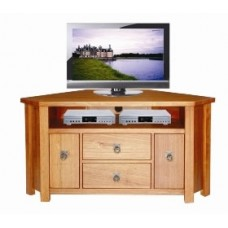 Barossa Corner TV Unit with Drawer