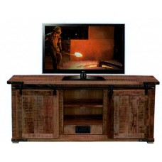 Foundry 1500 Two Door Entertainment Unit