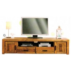 Cassie Tv Unit - Large