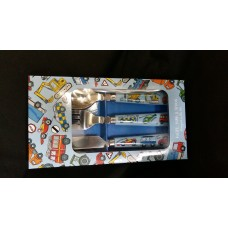 Little Vehicle Cutlery Set