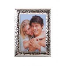 Beaten Silver Frame 5 x 7