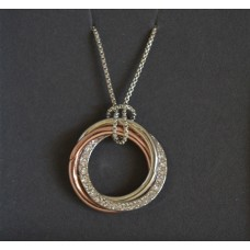 Three ring Necklace - Inspire