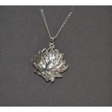 Lotus Flower Necklace - Inspire