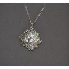 Lotus Flower Necklace - Inspire