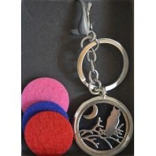 Owl Perfume Key Ring - Inspire
