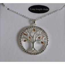 Tree Of Life Necklace - Equilibrium