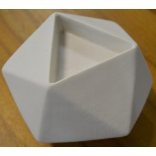 Tealight Candle Holder - White