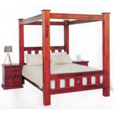 Hawthorne Queen 4 Poster Bed
