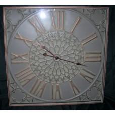 High Street XL Square Glass Circolo Clock