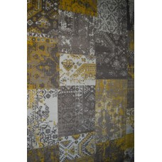 Authentic 22216 Gold Floor Rug