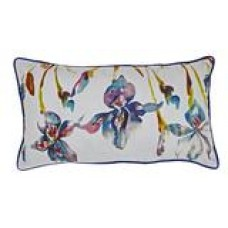 Iris Cushion - Blue