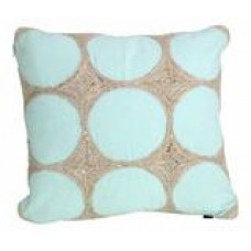 Napolean Cushion - Glacier Blue