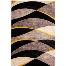 Belmont Wave Rug - Yellow