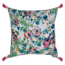 Fleurs Cushion - Multicolour