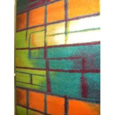 Oasis Square Rug - Multicolour