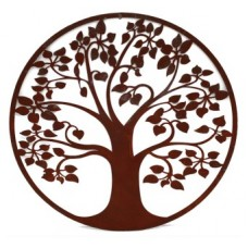 Laser Cut Circular Tree Of Life Wall hanging