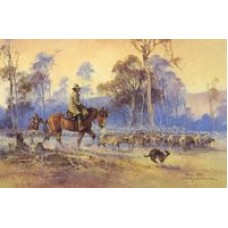 Frosty Morn by d'Arcy W. Doyle - Limited Edition Print