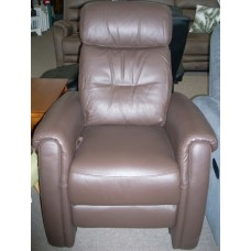 Leather Dual Motor Lift Chair