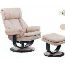 Copenhagen Relax Chair With Footstool
