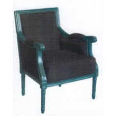 French Provincial Accent Chair