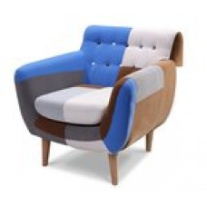 Patch Accent Chair