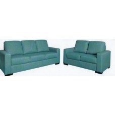 Billy Three Seater and Two Seater Lounge