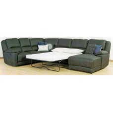 Clinton RRCnr+Sofabed+Chaise