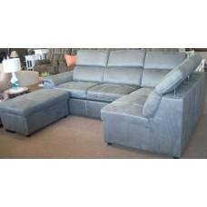 Mason Sofa Bed - RHF