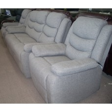 Cleveland Lounge Suite - Grey