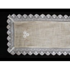 English Daisy Table Runner 40 x 150 cm